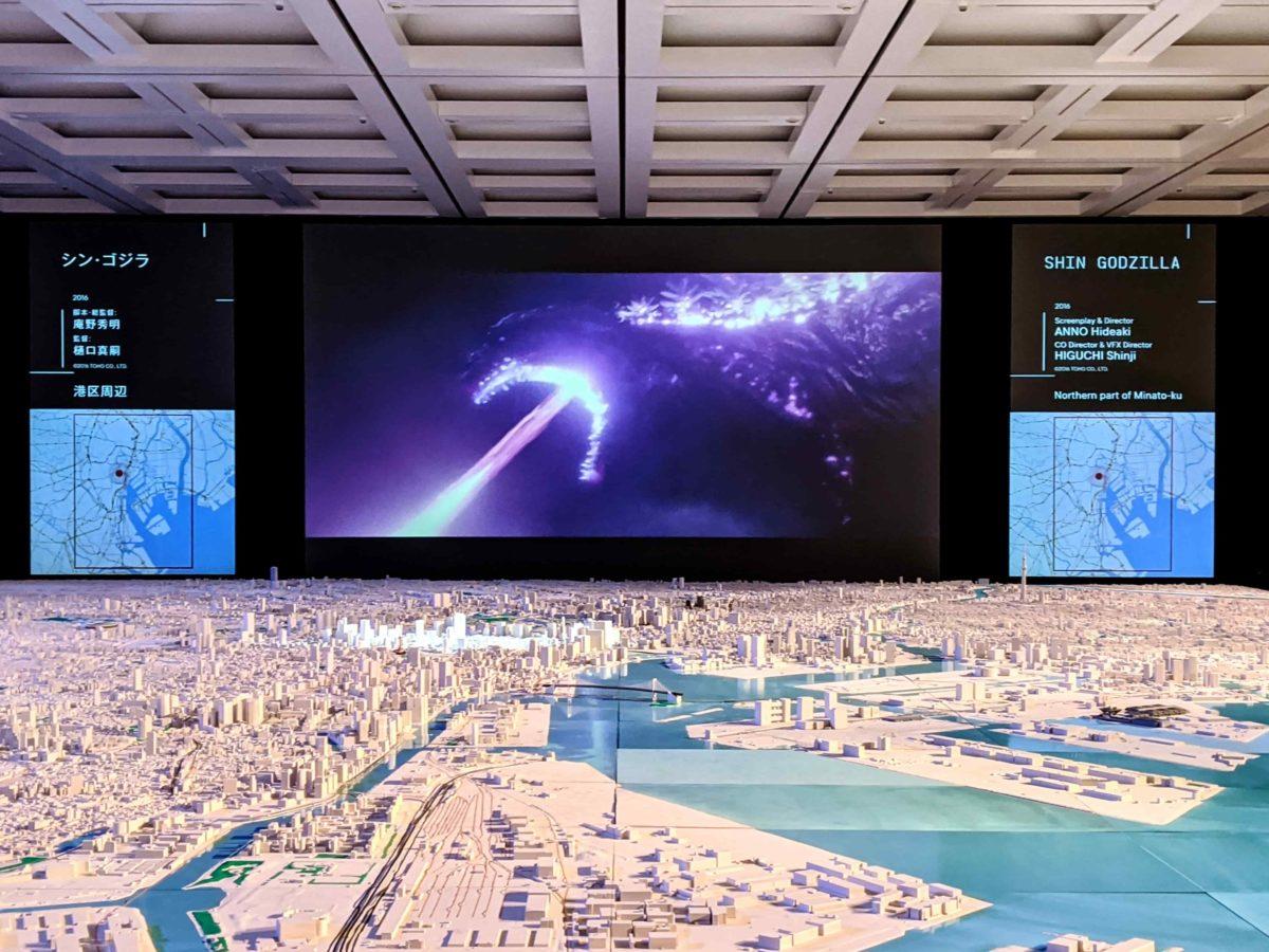 MANGA都市TOKYO模型