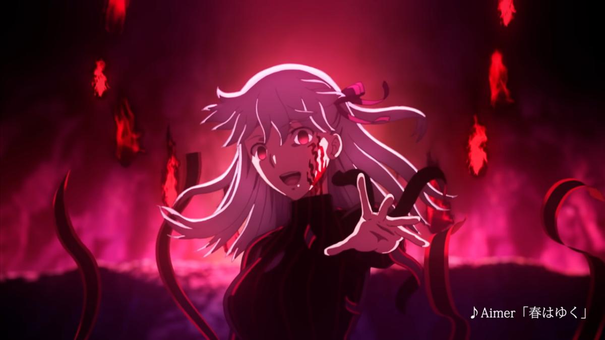 「劇場版Fate/stay night [Heaven's Feel] III. spring song」画像