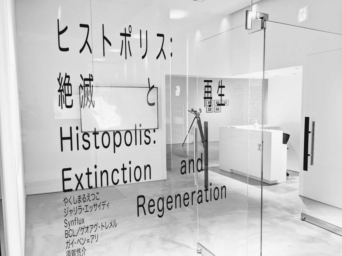 「ヒストポリス:絶滅と再生展」画像