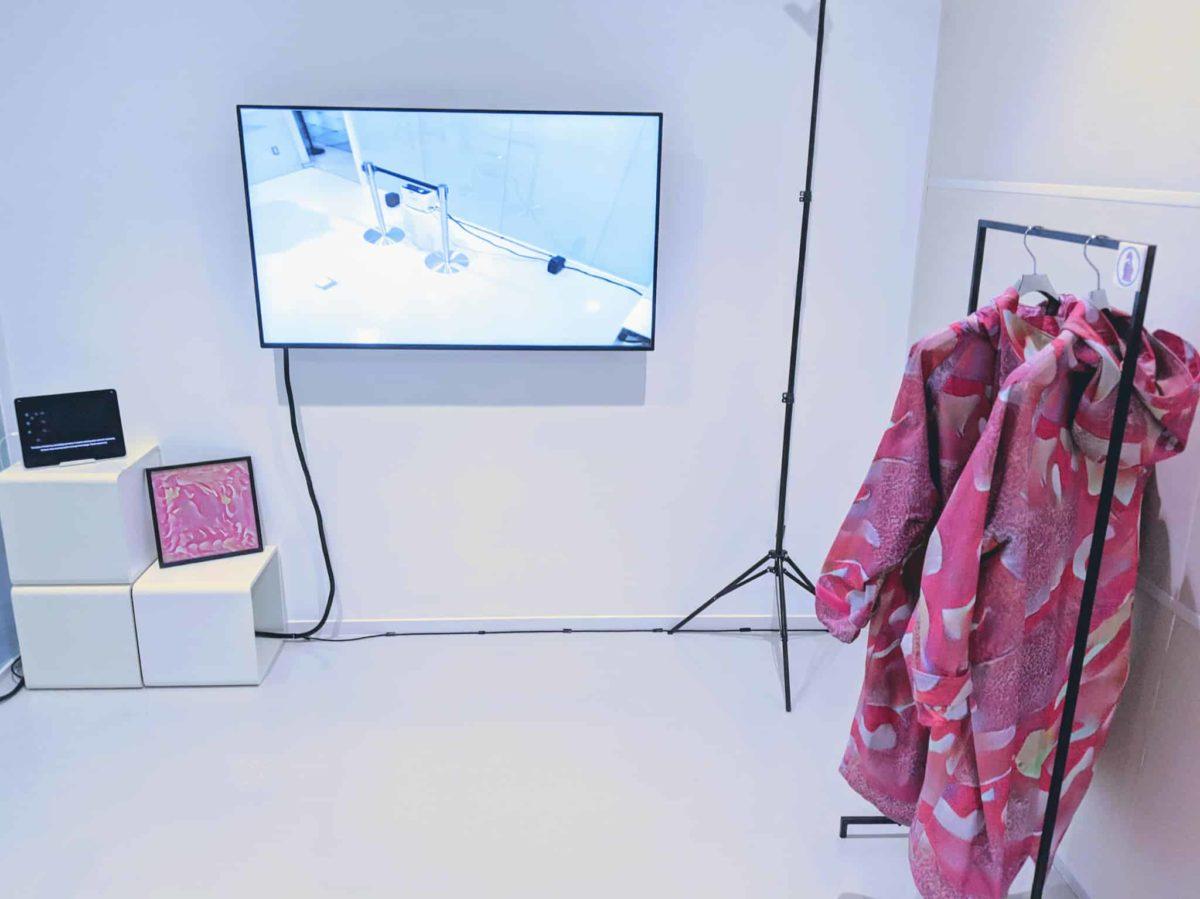 慶應義塾大学SFC 徳井研究室 × Dentsu Lab Tokyo《UNLABELED — Camouflage against the machines》@MAT2020
