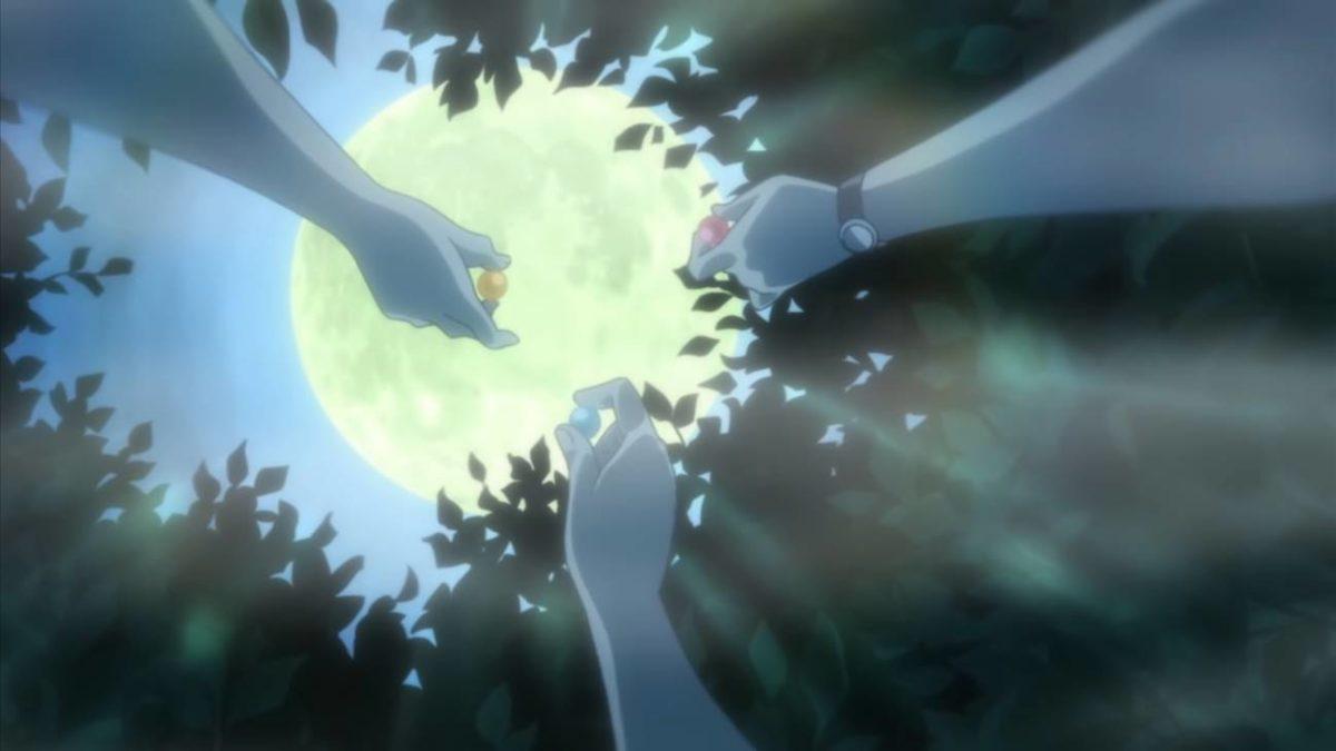 アニメ映画『魔女見習いをさがして』画像