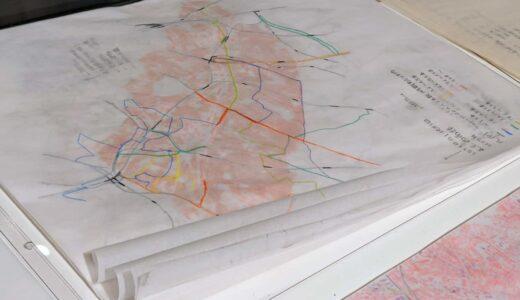"""企画展「危機の中の都市 COVID-19と東京2050(β)」:東大工学部社会基盤学科の学生が考える""""都市とコロナの未来""""。"""