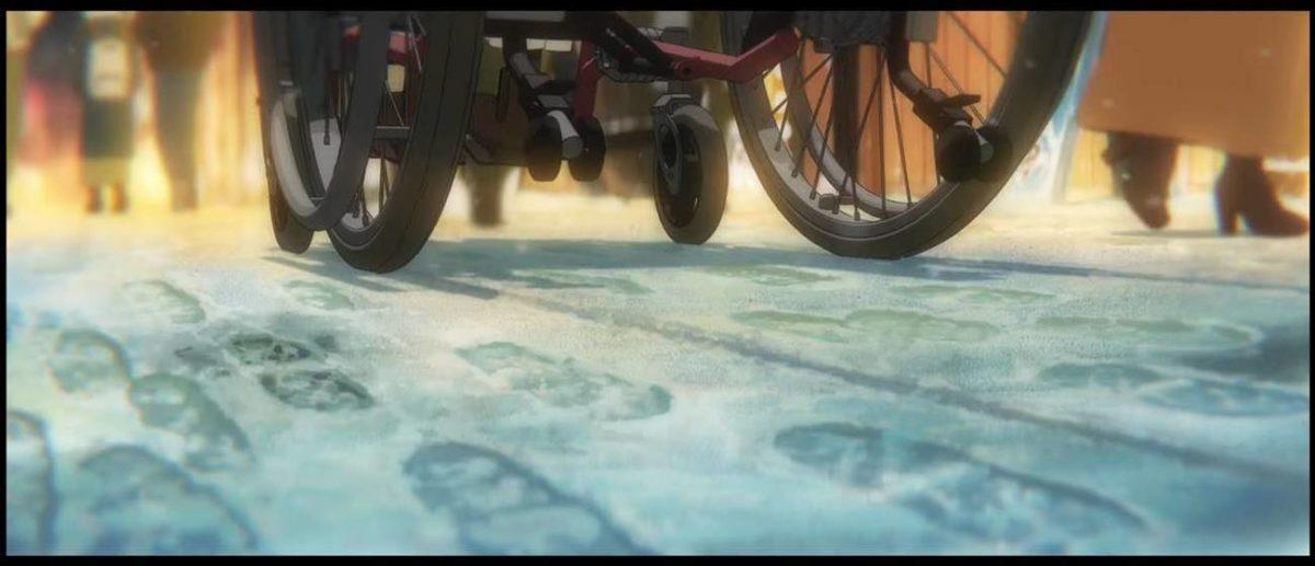 アニメ映画『ジョゼと虎と魚たち』画像