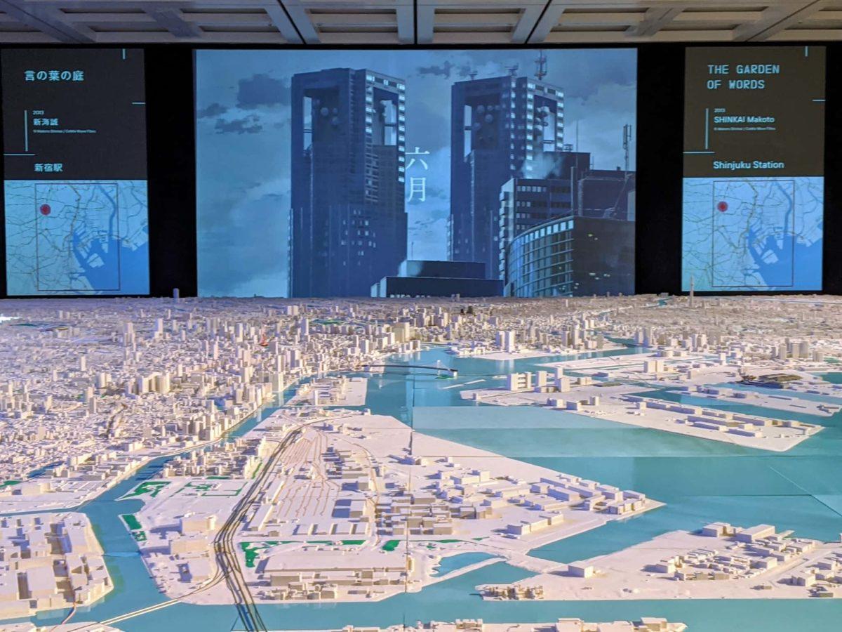 国立新美術館「MANGA都市TOKYO」画像