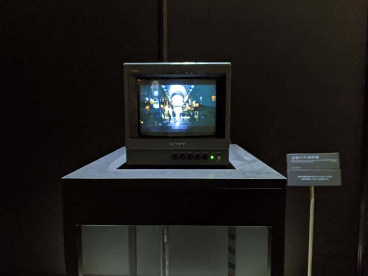 落合陽一個展「未知への追憶」写真