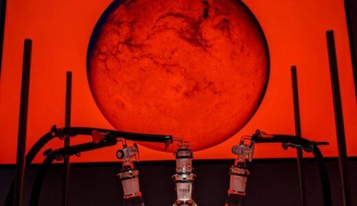 展覧会「2021年宇宙の旅」:モノリスを拝んで宇宙と未来と科学を思考する現代美術。